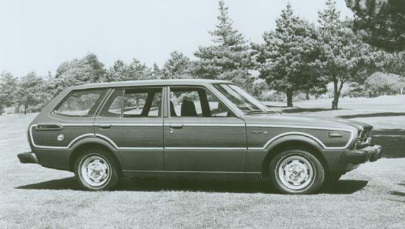 Corolla 3 wagon
