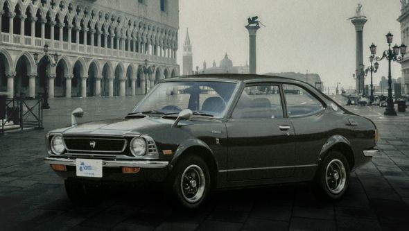1972 Corolla Levin