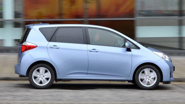 2013 Toyota Verso-S