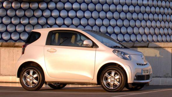 2013 Toyota iQ