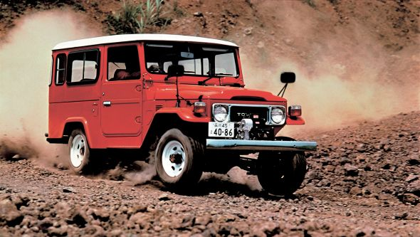 40-series Land Cruiser