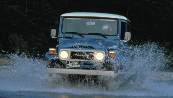 40-series Toyota Land Cruiser
