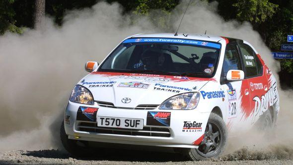 Rally Prius