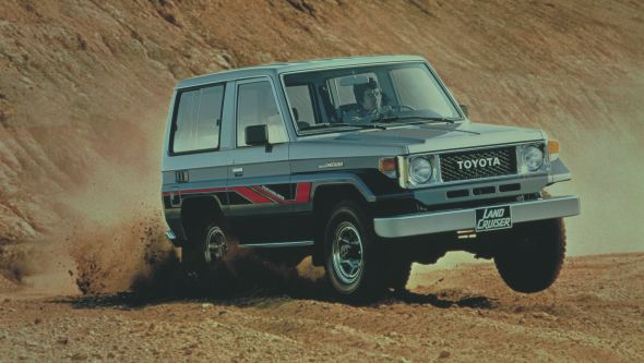 70-series Land Cruiser