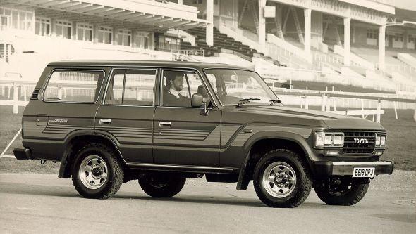 60-series Toyota Land Cruiser