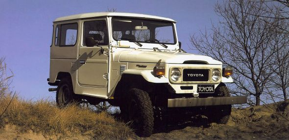 40-series Land Cruiser