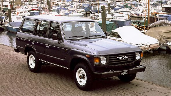 60-series Toyota Land Cruiser