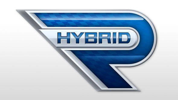 Hybrid-R logo