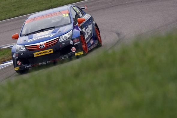 Adam Morgan Ciceley Racing