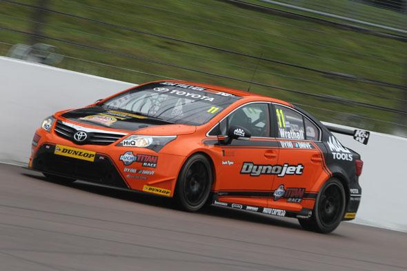 Frank Wrathall Dynojet Racing