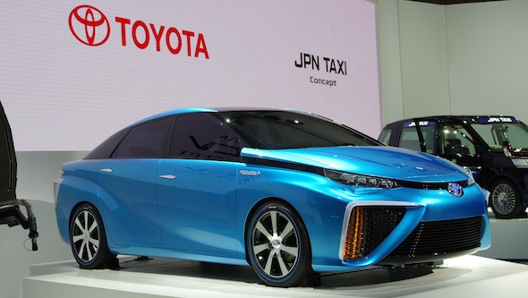 Toyota at the Tokyo Motor Show 05