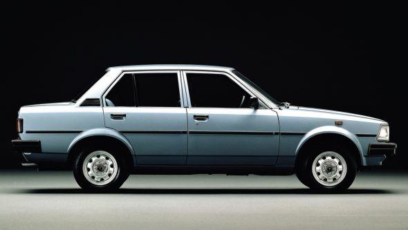 Toyota Corolla generations - 1979-83 - Toyota