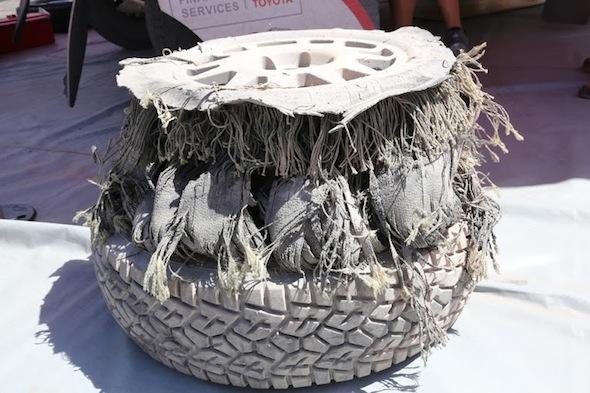 Dakar Tyre