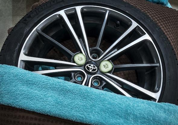 Toyota tyre hotel Beauty
