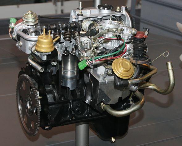 3A-U engine