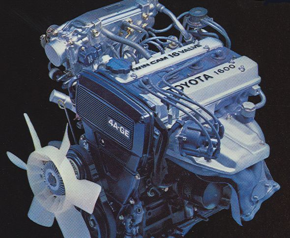 4A-GE engine