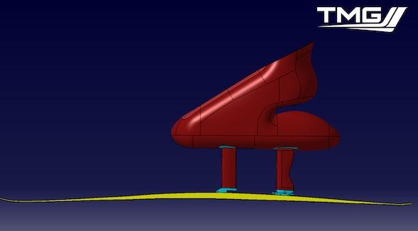 Andrea Eskau sled design