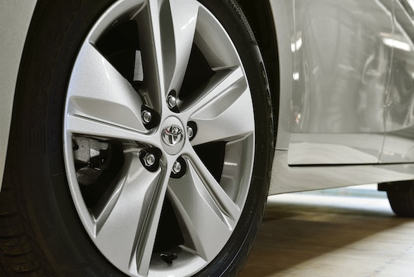 Toyota Verso 2014 wheel