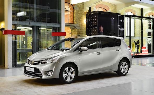 Toyota Verso 2014 static