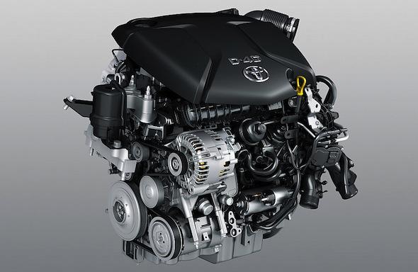Toyota Verso 1.6 d-4d engine