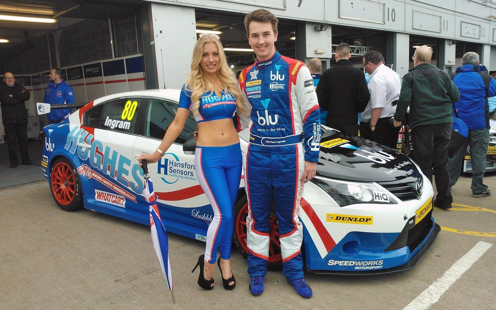 2014 BTCC launch event 002