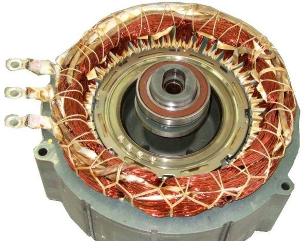 Hybrid System Motor