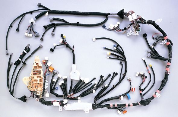toyota co develops new copper recycling technology toyota rh blog toyota co uk new wiring looms for classic cars new wiring looms for classic cars