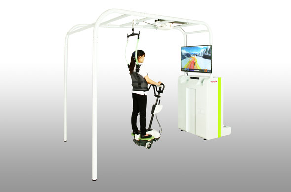 Balance-Training-Assist robot