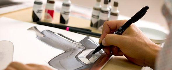 Design process - visualising