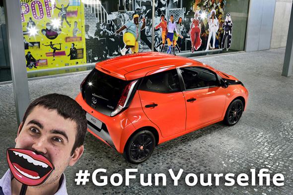 Go Fun yourselfie