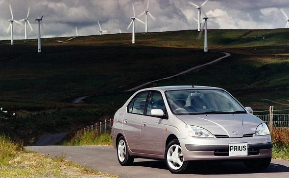 Prius windfarm