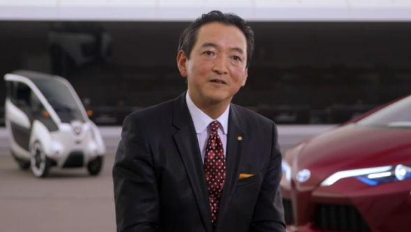 Takuo Fukuichi