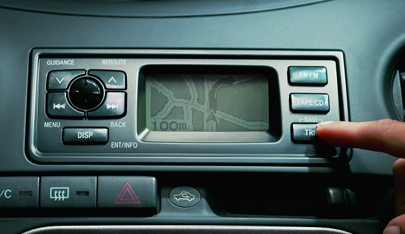 Toyota Sat Nav Then And Now Toyota