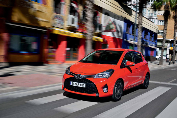 Toyota Yaris Action