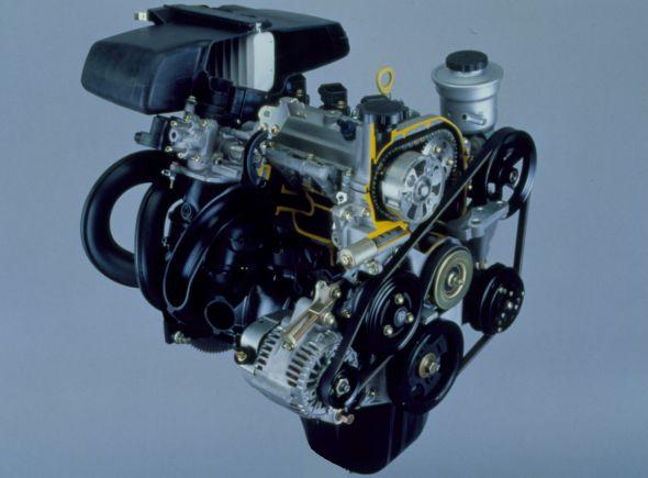 1999 Yaris 1.0-litre