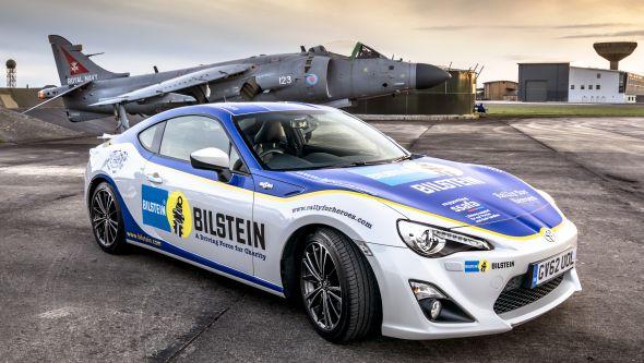 Bilstein GT86 04