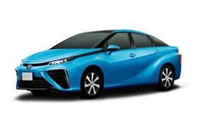 Fuel Cell Sedan