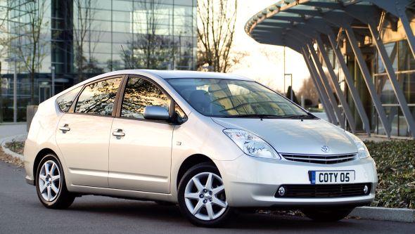 Prius 2 design