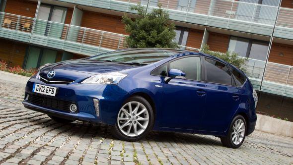 Prius+ design