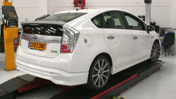 TRD Prius 091