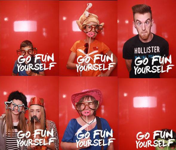 Go Fun Yourself