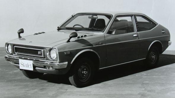 1973 Toyota Publica Starlet 1200ST
