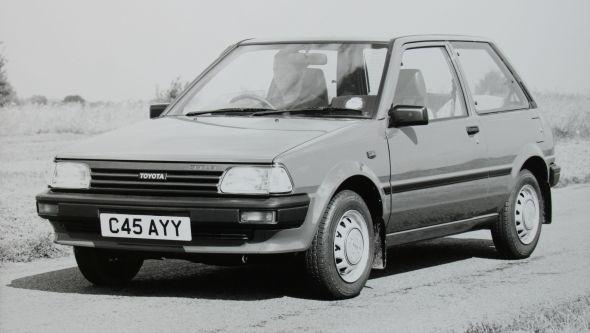 1986 Toyota Starlet 1.0 GL