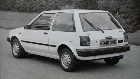 1988 Toyota Starlet 1.0 GL