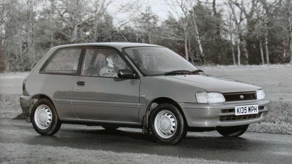 1993 Toyota Starlet 1.3 GLi