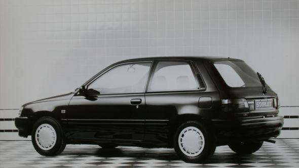 1994 Toyota Starlet Jeans