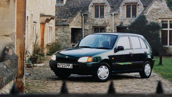 1995 Toyota Starlet Sportif 5dr