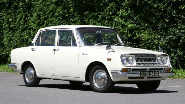 1966 Corona Iconic Toyota Models