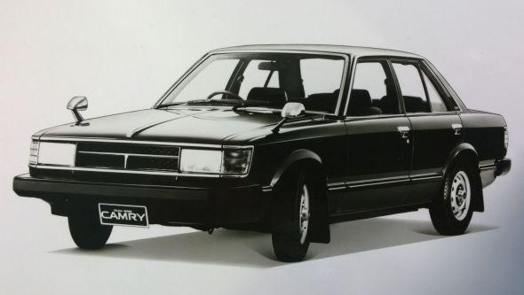 1980 Celica Camry