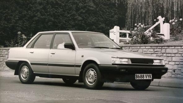 1984 Camry 2.0 GLi